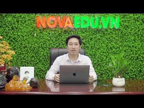 Giới thiệu hệ thống Nova Eguide