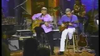"""""""Summertime"""" Pat Bergeson,Chet Atkins, Jerry Reed, Paul Yandell"""