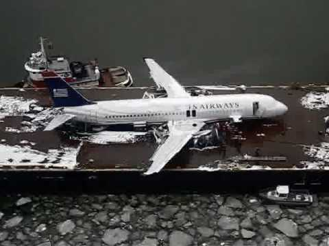 Recovery of US Airways Flight 1549 from the Hudson