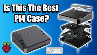 The Argon One Raspberry Pi 4 Case - Is this the Best Pi4 Case?