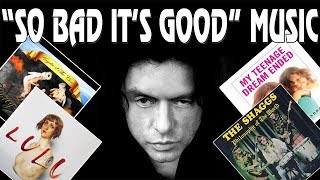 "Examining ""So Bad It's Good"" Music (The Shaggs, Corey Feldman, Metallica, & Farrah Abraham)"