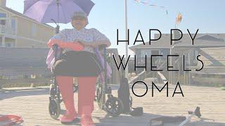 Happy Wheels Oma | Callcenter Betrüger Verarscht #33