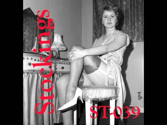 And Vintage span spick stockings