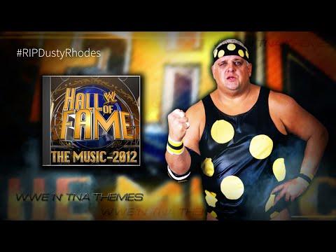 Dusty Rhodes 1st & Last WWE Theme Song -