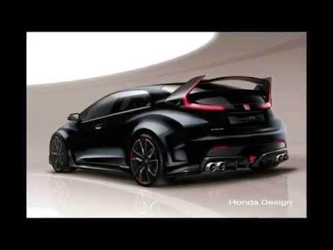 Black Honda Civic Honda Civic Black Honda Civic Type R