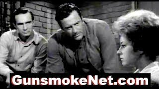 #315 Who killed the boss? The hired hand or Lacey? On Gunsmoke.