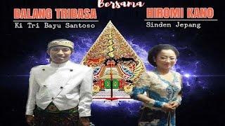 Dalang Tribasa  Bersama Hiromi Kano