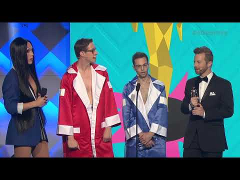 The Try Guys Wins Show of the Year - Streamys 2018 thumbnail