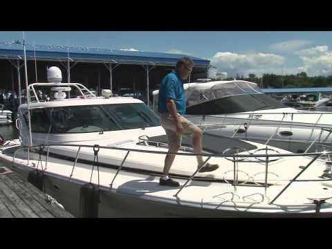2001 Riviera 4000 Offshore | Boat Review