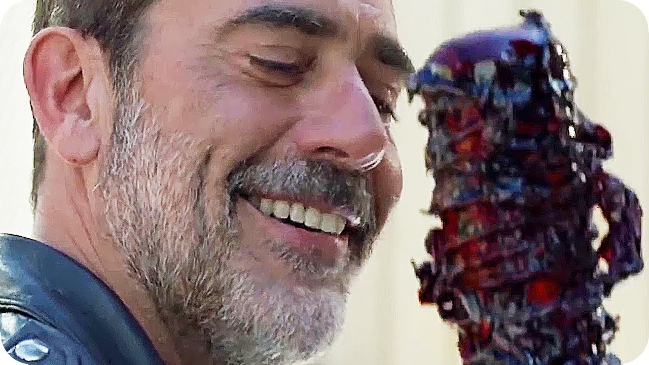 The Walking Dead Season 8.2 Behind the Scenes & Olympics Spots (2018) amc series