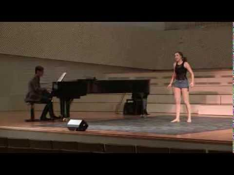 Bundeswettbwerb Gesang Castigshow 2013 Universität der Künste