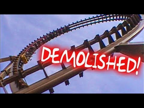 10 Closed & Demolished Wood Roller Coasters! On Ride POV! USA - Japan - Europe