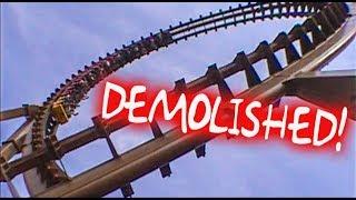 10 Closed & Demolished Wood Roller Coasters! On Ride POV! USA - Japan - Europe