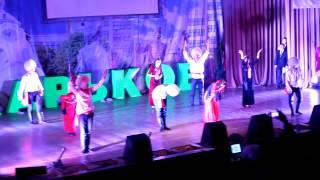 Туркмены в Харькове Кушдепди ХАИ 2012
