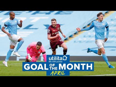 Leeds United Goal of the Month April | Dallas strikes against City, Llorente header, Jack Harrison