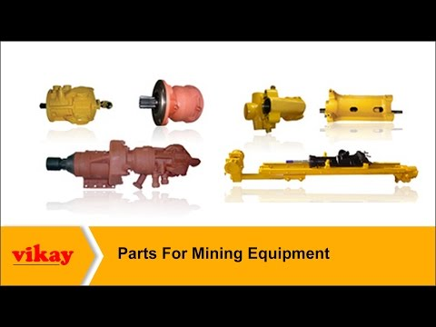 Mining Equipment Parts Supplier – Vikay Mining Equipments
