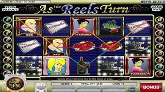 FREE As the Reels Turn Ep.2 ™ slot machine game preview by Slotozilla.com
