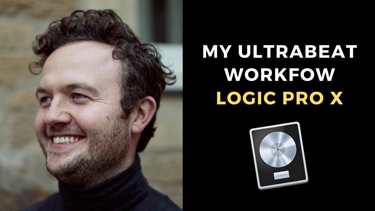 My Drum Programming Workflow - Logic Pro X