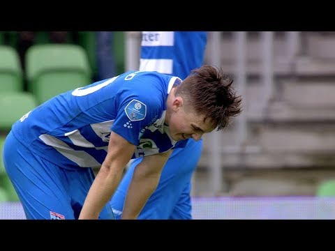 Samenvatting FC Groningen - PEC Zwolle