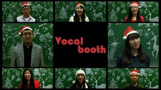 Vocal Booth & Sunday - Winter Wonderland (Pentatonix Cover)