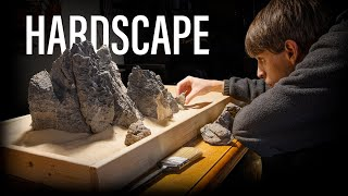 How To Hardscape Aquariums, Terrariums & More (Step-by-Step Relaxing Tutorial)