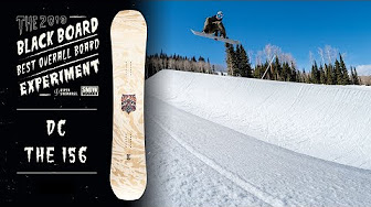 55ef409be58 The Blackboard Experiment  Snowboard Review - YouTube