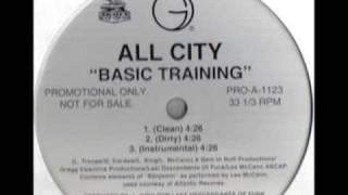 All City-Basic Training (Instrumental)