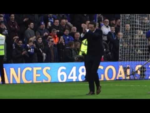 'Sir' Frank Lampard says a proper goodbye at the Bridge ...