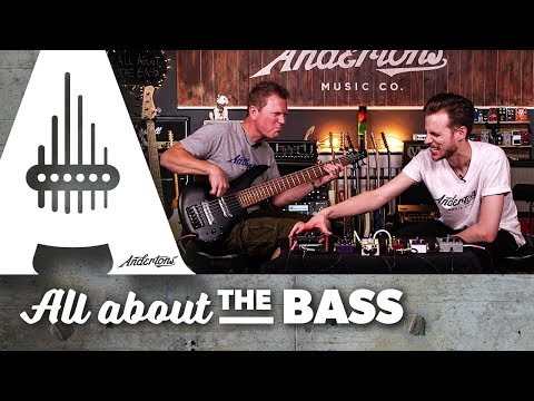 What's Quacking - Envelope Filter Pedals On Bass - Andertons Music Co.