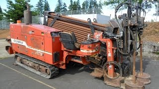 1999 Ditch Witch JT2720 Horizontal Directional Drill sn#2S2609