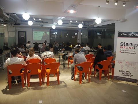 Startup Grind Vietnam featuring Jeff Sea (CFO, Microsoft Vietnam)