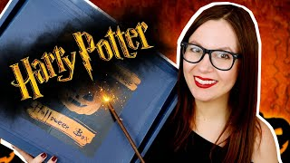 HALLOWEEN W HOGWARCIE! MAGICAL SUITCASE UNBOXING