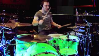 Angels & Airwaves - The Adventure(DC Drum Cover)