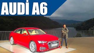 2018 Yeni Audi A6 | Dünyadaki İlk Test
