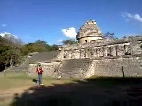 Cancun, Mexico Chichen Itza EXPLORING 2015 Brian Mello