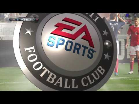 FIFA 16 euro 2016 France Suisse