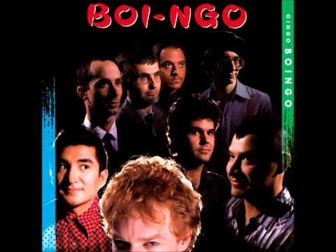 Elevator Man - Oingo Boingo (BOI-NGO version)