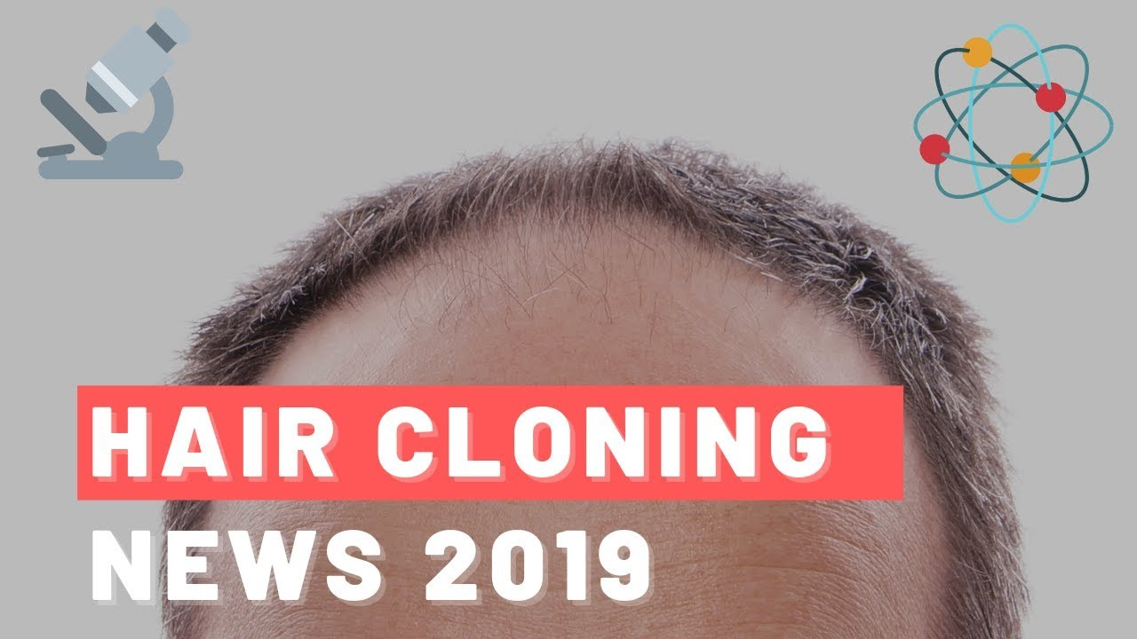 Hair Cloning News In 2019 - When Will It Be Available