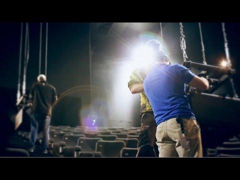 Making of Kinepolis IMAX Brussel