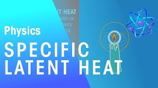 Specific Latent Heat  | Matter | Physics | FuseSchool