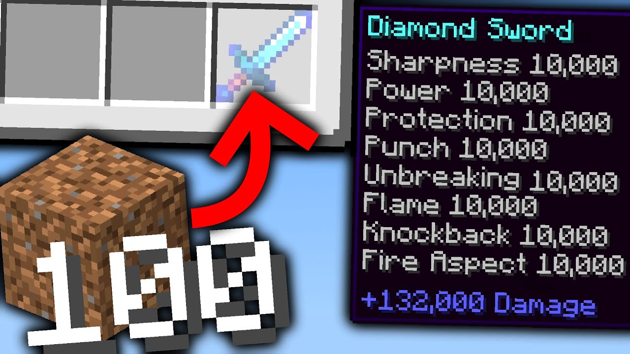 Download Minecraft UHC but you earn OP LOOT every 100 BLOCKS you MINE...