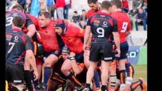 Rugby ESPAÑA VS GEORGIA,  28 Febrero 2015