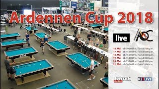 Ardennen Cup 2018 powered by TOUCH & REELIVE Final day