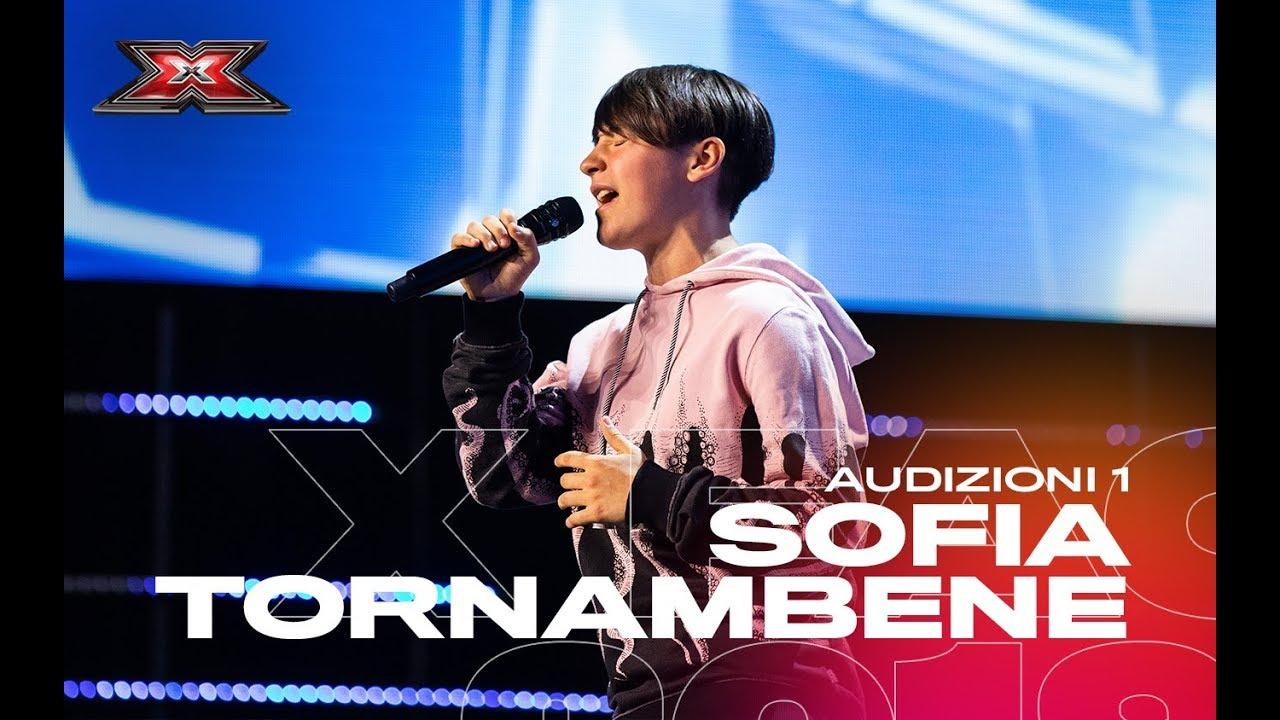 Sofia Tornambene X Factor Italia