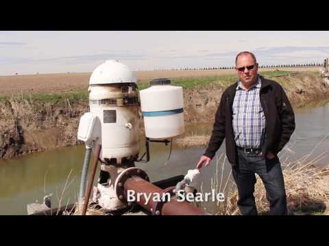 Magnation Water Treatment Helps Increase Yields