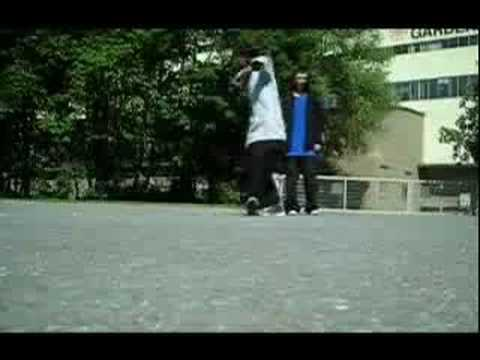 Cwalk - Crip Walk / Xzibit - Get You Walk On