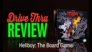 Hellboy: The Board Game Review