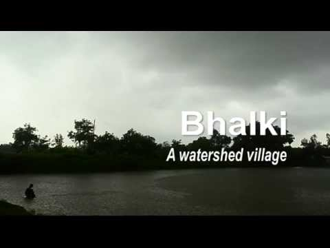 Bhalki a Water shed village