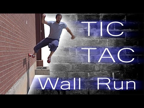 How To: TIC TAC | 2 STEP | 3 STEP WALL RUN - Parkour Tutorial