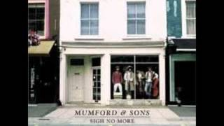 Mumford & Sons-Roll Away Your Stone